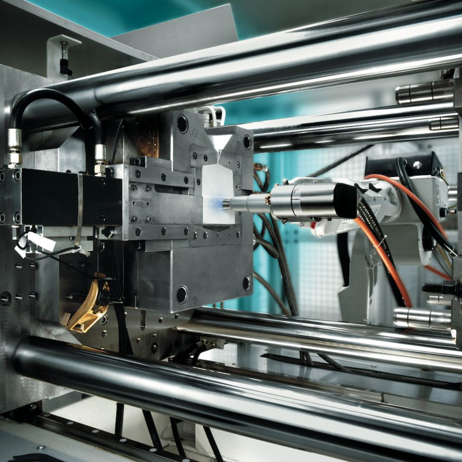 Openair® plasma pretreatment in 2-component injection molding