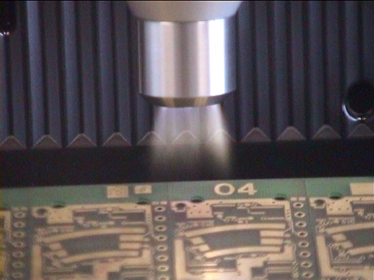 printing on circuit boards