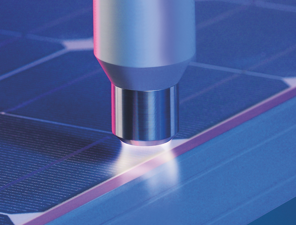 Openair®plasma ploymerization: plasma coating for top quality solar modules