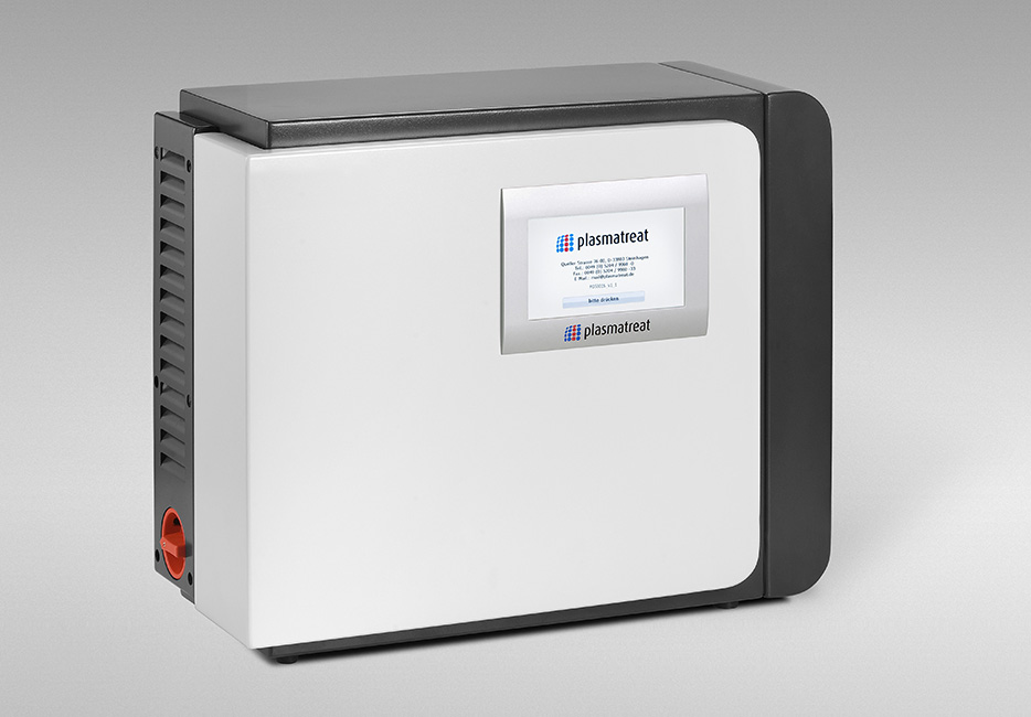 Openair® plasma systems to the test - FG5001 Plasma generator